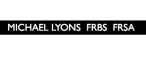 MICHAEL LYONS FRBS FRSA