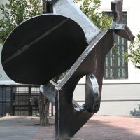 5th International Symposium of Sculpture, University of Guadalajara, Mexico ('Year – Bearer') 2006