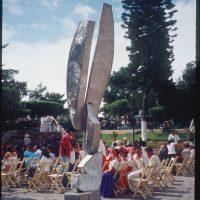 International Symposium of Stainless Steel Sculpture, Comitan, Chiapas, Mexico 2006