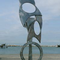 'Evocation II' - 8th International Symposium of Sculpture, Büyükçekmece, Turkey 2009