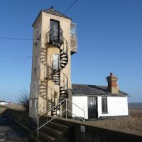 Residency at Aldeburgh Beach Look Out (Caroline Wiseman Modern and Contemporary) Aldeburgh, Suffolk 2014