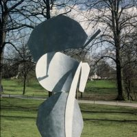 'Michael Lyons: Sculpture and Works on Paper', Yorkshire Sculpture Park 1998