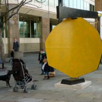 'London Bridge City Sculpture Exhibition', Thames Walkway, Hay's Wharf, London 2011-12