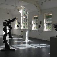 'Half Light', New School House Gallery, York 2015