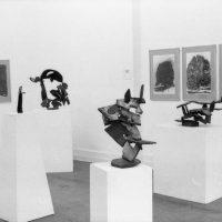 Michael Lyons – Arcade Gallery, Harrogate 1985