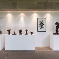 'Artist's Rocks: Echo and Revelation', Yorkshire Sculpture Park 2013