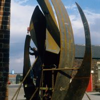Mayflower Engineering, Sheffield, UK (steel) 1992